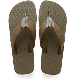 havaianas Urban Basic Miehet sandaalit , ruskea